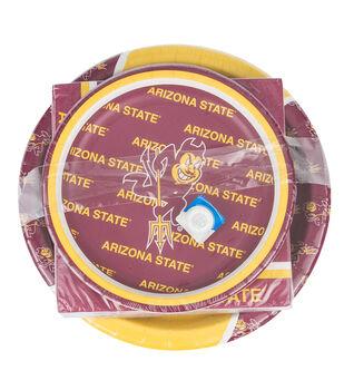 Arizona State NCAA Plate & Napkin Set