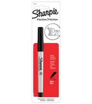 Sanford Sharpie Ultra Fine Carded-Black