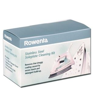 how to clean a rowenta garment steamer