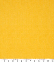 Keepsake Calico Cotton Fabric-Burlap Texture Yellow, , hi-res