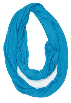 Laliberi Double Loop Blue Scarf