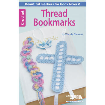 Crochet Thread Bookmarks