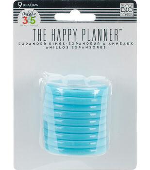 Me & My Big Ideas® 9pcs Create 365 Planner Expander Rings