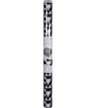 K&Company Black And White Multi Paper Roll