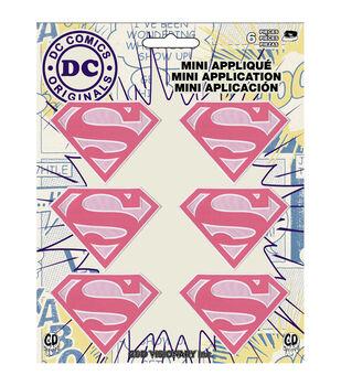 Super Girl-patch Dc Comics