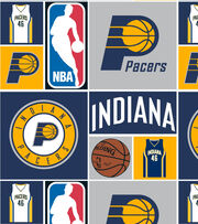 Indiana Pacers NBA Patch Cotton, , hi-res