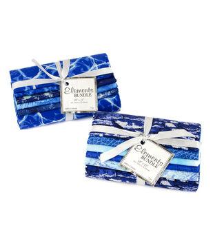 Eclectic Elements Cotton Fabric-Sky Bundle