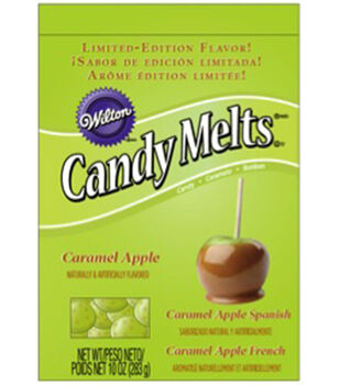 Wilton® Candy Melts 10oz-Caramel Apple