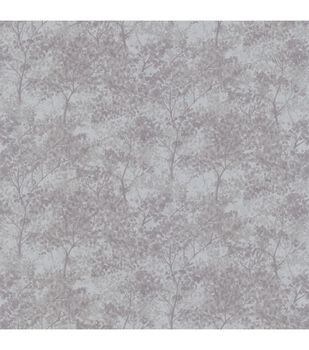 Vernon Silver Tree  Wallpaper Sample