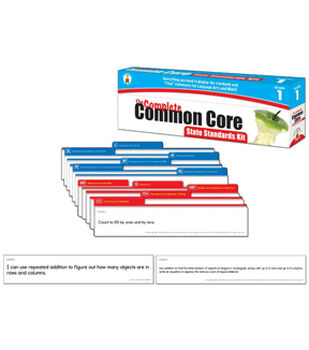 Complete Common Core State Standards Kit- Grade 1
