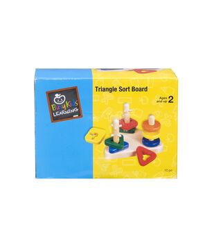 Triangle Sort Board