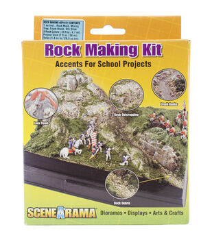 Diorama Kit-Rock Making