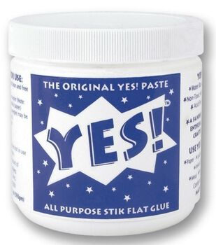 Yes! Paste All-Purpose Stick Flat Glue