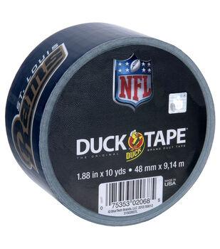 Duck NFL Logo Tape St Louis Rams