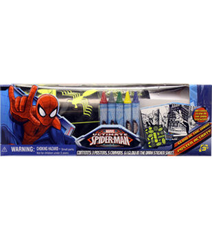 Marvel Spiderman Gid Poster Activity