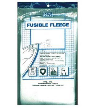 "Fusible Fleece-22""W x 1yd"
