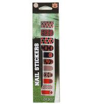 Auburn University Nail Stickers, , hi-res