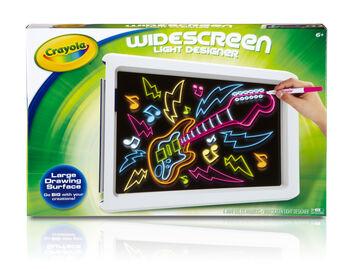 Crayola Widescreen Light Designer