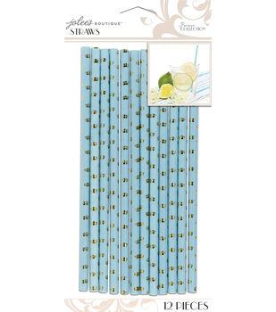 Jolee's Boutique Parisian Royal Crown Paper Straws