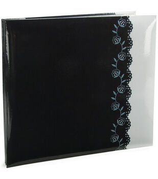 "12""x12"" Postbound Album-Deco"