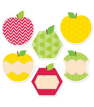 """HexaFun Apples 6"""" Designer Cut-Outs"""