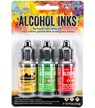 Ranger Tim Holtz Adirondack Brights Alcohol Ink