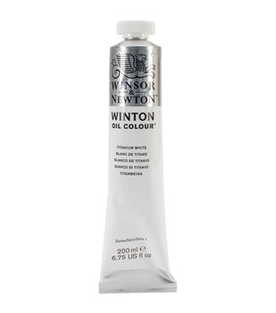 Winsor & Newton Winton Oil Color 200ml /Tube