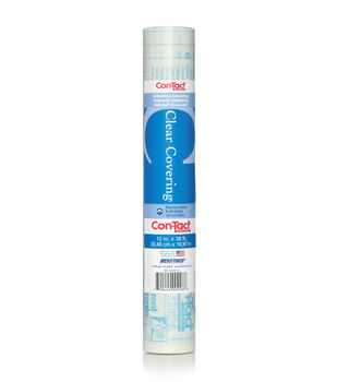 Contact Clear Adhesive 12in x 36ft