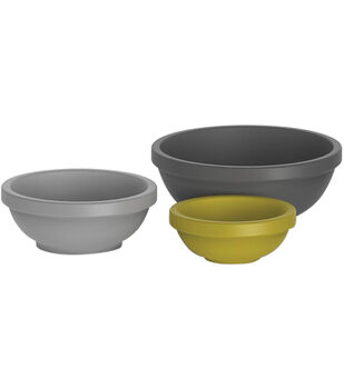 Wilton® Silicone Prep Bowl Set 3pc
