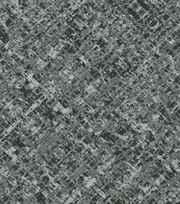 Keepsake Calico™ Cotton Fabric-Gray Crosshatch Plaid, , hi-res
