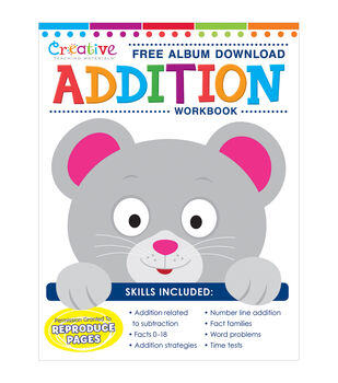 Creative Teaching Materials Workbook-Addition