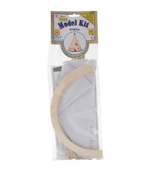 WOOD TEPEE KIT