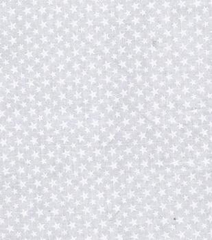 Stars White On White