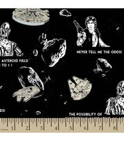 Star Wars™ Print Fabric-Astroid Field, , hi-res