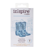 Spellbinders Shapeabilities In'spire Cowgirl Stomp Die, , hi-res