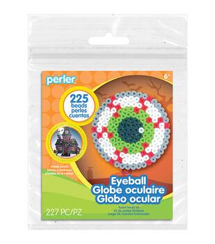 Perler Fused Bead Kit-Eerie Eyeball