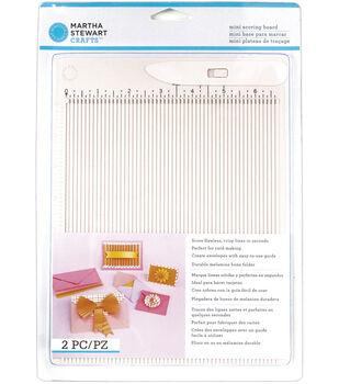 "Martha Stewart Crafts 7.5""x9.75"" Mini Scoring Board"