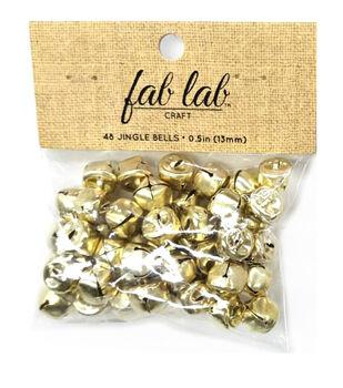 """1/2"""" Big Value Gold Bells"""