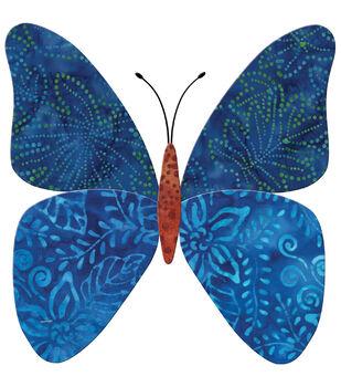 """Go! Fabric Cutting Dies-Butterfly By Edyta Sitar 8""""X7.5"""""""
