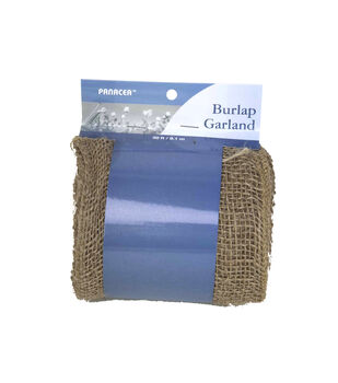 Panacea Products Burlap Roll