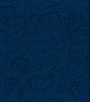 Sew Classics Silky Solid Paisley Jacquard
