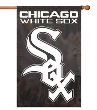 Chicago White Sox MLB Applique Banner Flag