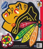 Chicago Blackhawks NHL Teammate Logo, , hi-res