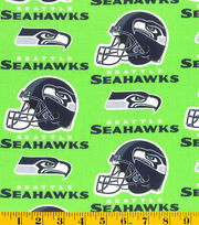 Seattle Seahawks NFL Green Cotton, , hi-res