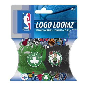 Forever Collectibles Logo Loomz Filler Pack Boston Celtics