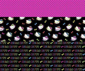 Sanrio Skirt Hello Kitty Neon Mock Smock