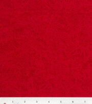 Keepsake Calico™ Cotton Fabric-Brush Stroke Texture Red, , hi-res