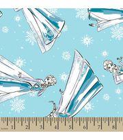 Disney® Frozen Print Fabric-Sketched Elsa, , hi-res
