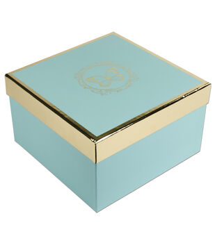 Jolee's Boutique Parisian Soft Blue Storage Box
