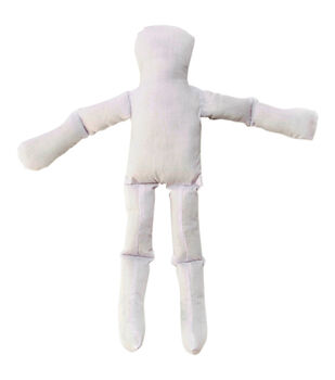 Darice® 18'' Muslin Doll-Natural